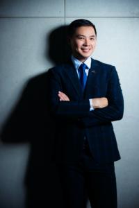 BNI 華榮分會企業服務暨資產運用組:個人財務顧問代表_林晨浩