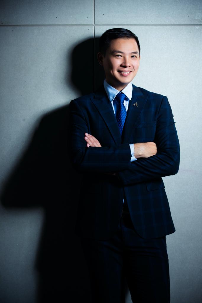 投資教練與個人財務顧問代表_林晨浩